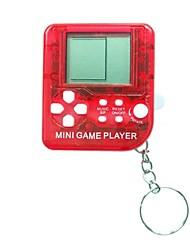 Недорогие -мини детская игровая приставка консоли игры игрушка витая яйцо для брелок держатель кольца подарок детям
