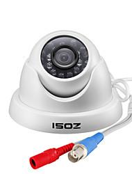 Недорогие -ZOSI 1AC-4182B-W 1 / 2.7 КМОП Инфракрасная камера / Водонепроницаемый H.264 IP66