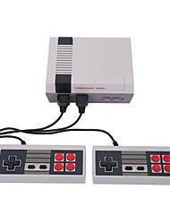 Недорогие -мини тв портативный семейный отдых видеоигра консоль av порт ретро встроенный 500 классических игр двойной геймпад игровой плеер