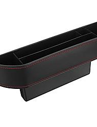 Недорогие -Органайзеры для авто Коробки для хранения Кожа PU Назначение Универсальный Все года Все модели