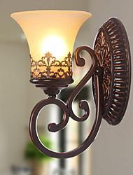 economico -Creativo Retrò / vintage Lampade da parete Camera da letto / Sala studio / Ufficio Metallo Luce a muro 220-240V 40 W