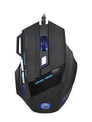 Недорогие -LITBest A868 Проводной USB Gaming Mouse / Управление мышью LED подсветка 5500 dpi 7 pcs Ключи 7 программируемых клавиш