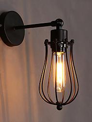 economico -Creativo Retrò / vintage Lampade da parete Al Coperto Metallo Luce a muro 220-240V 40 W