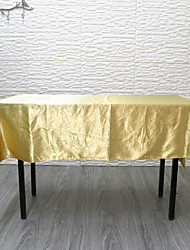 cheap -Contemporary Acetate Square Table Linens Printing Eco-friendly Table Decorations