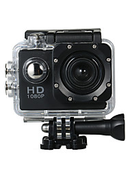 Недорогие -Camera + Waterproof Case 1920 x 1080 пиксель На открытом воздухе 720p ≤3 дюймовый 32 GB Многоязычность Один снимок 30 m