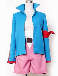 ieftine -Inspirat de Gurren Lagann Cosplay Anime Costume Cosplay Costume Cosplay Contemporan Geacă / Vârf / Pantaloni Pentru Bărbați / Pentru femei