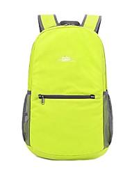 Недорогие -15-20 L Рюкзаки - Легкость, Пригодно для носки На открытом воздухе Пешеходный туризм, Восхождение, Походы Нейлон Морской синий, Зеленый, Темно-синий