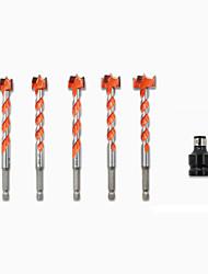 preiswerte -6 pcs Bohrer Praktisch Einfache Montage Sechskantkopf Factory OEM 6PC-1 Fit für elektrische Bohrmaschinen Fit für andere Elektrowerkzeuge