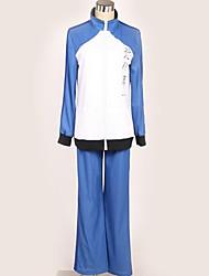baratos -Inspirado por Haikyuu Fantasias Anime Fantasias de Cosplay Uniformes Escolares Cidade / Simples Casaco / Blusa / Calças Para Homens / Mulheres