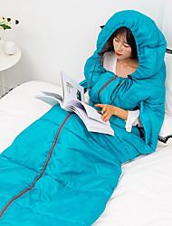 お買い得  -寝袋 アウトドア 15 °C 立方体 中空綿 防風 ライトウェイト 防雨 ために キャンプ / ハイキング / ケイビング 旅行 オールシーズン