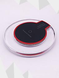 Недорогие -Ци usb беспроводное зарядное устройство 5v 1a для samsung s10 s9 s8 plus note 8 9
