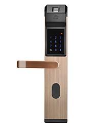 Недорогие -умный замок кодовый замок замок отпечатков пальцев замок двери цифровой засов электронный замок умный замок беспроводной RFID