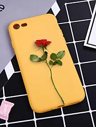 povoljno -Θήκη Za Apple iPhone XR / iPhone XS Max Uzorak Stražnja maska Biljke / Cvijet Mekano TPU za iPhone XS / iPhone XR / iPhone XS Max