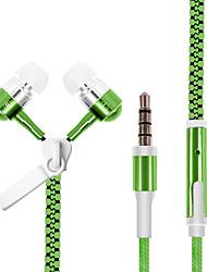 رخيصةأون -LITBest في الاذن سلكي Headphones سماعة قذيفة البلاستيك الهاتف المحمول سماعة تصميم جديد سماعة