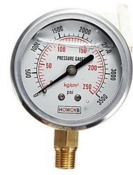 abordables -Automatique Jauge de pression d'huile pour Universel Toutes les Années Jauge
