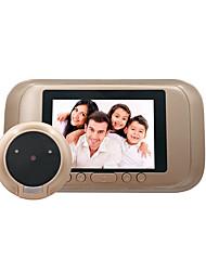 Недорогие -Factory OEM Беспроводная 2.4GHz 3.5 дюймовый Гарнитура 1280*720 пиксель Один к одному видео домофона