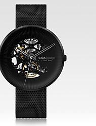 Недорогие -оригинальный xiaomi mijia ciga design моя серия механические наручные часы мода роскошные часы мужчины женщины если дизайн золото награда дизайнер