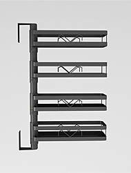 Недорогие -Кухонная организация Полки и держатели / Коробки для хранения Металл Новый дизайн / Аксессуар для хранения / Прост в применении 1шт