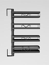 cheap -Kitchen Organization Rack & Holder / Storage Boxes Metal New Design / Storage / Easy to Use 1pc