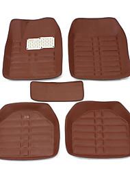 Недорогие -универсальный автомобильный коврик передний и задний коврик авто коврик всепогодный водонепроницаемый