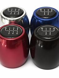 Недорогие -Ручка переключения автомобиля Мода Ручка переключения передач автомобиля Назначение Универсальный Алюминиевый сплав
