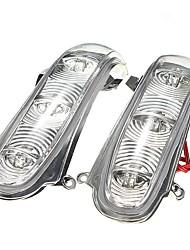 Недорогие -Новая пара боковое зеркало поворота света для Mercedes S W220 CL W215 99-03