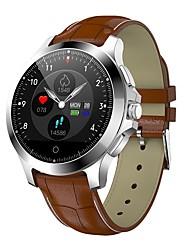Недорогие -KUPENG W8 Смарт Часы Android iOS Bluetooth Smart Спорт Водонепроницаемый Пульсомер Педометр Напоминание о звонке Датчик для отслеживания активности Датчик для отслеживания сна Сидячий Напоминание