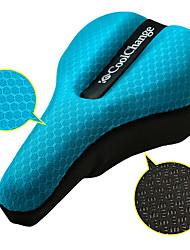Недорогие -CoolChange Чехол на седло / Подушка Очень широкий Комфорт Толстые Нейлон силикагель Велоспорт Шоссейный велосипед Горный велосипед Черный Синий