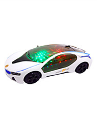 Недорогие -LED освещение Гоночная машинка Классика / Праздник / Транспорт Осветительные приборы / С электроприводом / Новый дизайн Мальчики / Девочки Детские Подарок