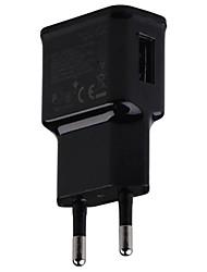 Недорогие -Портативное зарядное устройство / Беспроводное зарядное устройство Зарядное устройство USB Евро стандарт Нормальная 1 USB порт 1 A DC 5V для