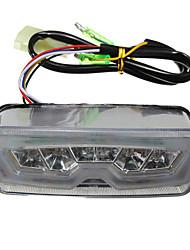 Недорогие -1 шт. Проводное подключение Мотоцикл Лампы Светодиодная лампа Лампа поворотного сигнала / Задний свет / Тормозные огни Назначение Honda Все года