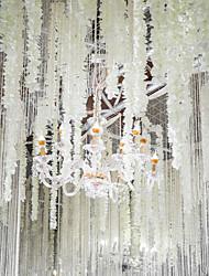 voordelige -Kunstbloemen 1 Tak Klassiek Wandgemonteerd Geschorst Feest Bruiloft Bloemblaadjes Magnolia mand met bloemen
