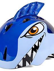 Недорогие -Kingbike Взрослые Мотоциклетный шлем BMX Шлем 9 Вентиляционные клапаны Сетка от насекомых Формованный с цельной оболочкой ESP+PC Виды спорта На открытом воздухе Велосипедный спорт / Велоспорт Мотоцикл