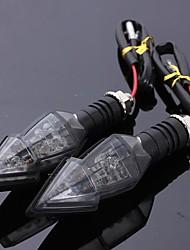 voordelige -2pcs Draad verbinding Motor Lampen 15 Richtingaanwijzerlicht Voor Toyota / Mercedes-Benz / Honda Alle Modellen Alle jaren