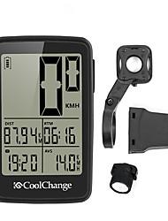Недорогие -CoolChange 5702703 Велокомпьютер Водонепроницаемость / Легкость / Велоспорт Шоссейные велосипеды / Велосипеды для активного отдыха / Велосипедный спорт / Велоспорт Велоспорт