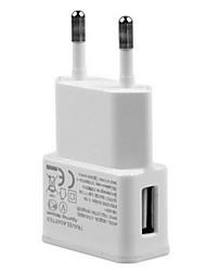 Недорогие -Портативное зарядное устройство Зарядное устройство USB Евро стандарт Нормальная 1 USB порт 1 A DC 5V для