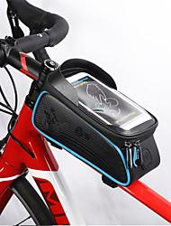 Недорогие -WEST BIKING® Бардачок на раму 6 дюймовый Велоспорт для iPhone 8/7/6S/6 Оранжевый