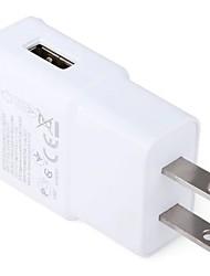 Недорогие -Портативное зарядное устройство / Беспроводное зарядное устройство Зарядное устройство USB Стандарт США Нормальная 1 USB порт 1 A DC 5V для