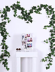 voordelige -Kunstbloemen 1 Tak Klassiek Traditioneel / Klassiek Pastoraal Stijl Planten Bloemen voor op de muur