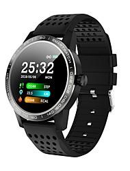 abordables -Indear T2 Pulsera inteligente Android iOS Bluetooth Smart Deportes Impermeable Monitor de Pulso Cardiaco Reloj Cronómetro Podómetro Recordatorio de Llamadas Seguimiento de Actividad Seguimiento del