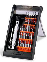 Недорогие -JAKEMY Портативные Инструменты 38 в 1 Наборы инструментов Домашний ремонт Ремонт Apple Samsung для ремонта компьютеров