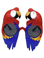 ราคาถูก -ปาร์ตี้ อุปกรณ์พรรค แว่นตาโพร ขอบ อะซิเตท / พลาสติก / พีซี Creative