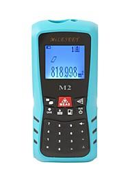 Недорогие -MILESEEY M2 60m Лазерный дальномер Карманный дизайн / Прост в применении / Высокое качество для интеллектуального измерения дома / для инженерных измерений / для строительства