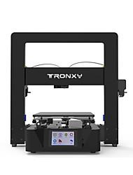 Недорогие -3D принтер с двойной цветной печатью tronxy®x6-2e Размер печати 220 * 220 * 210 мм с функцией возобновления питания / 3,5