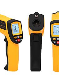 ieftine -GM500 Portabil / Multifuncțional Termometre pe infrarosii -50-550℃ Pentru Birou și Catedră, Stocare Date , Lansare / oprire laser selectabil