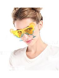 ราคาถูก -งานเลี้ยงวันเกิด / พรรคและเย็น อุปกรณ์พรรค แว่นตาโพร ไม่มีลาย พีวีซี (Polyvinylchlorid) Creative