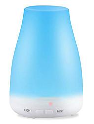 Недорогие -Диффузор эфирного масла Диффузоры аромата Эфирное масло увлажнитель холодного тумана с регулируемым режимом тумана, автоматическим отключением без воды и сменой 7