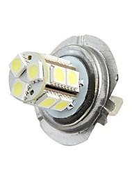 Недорогие -1pcs H7 Автомобиль Лампы 3 W SMD 5050 13 Светодиодная лампа Противотуманные фары / Фары дневного света Назначение Все года