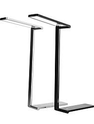 Недорогие -Современный современный металлический регулируемый светодиодный настольный светильник для защиты глаз / для кабинета / для интерьера алюминий ac100-240v черный