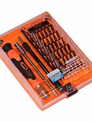 Недорогие -JAKEMY Портативные 45 in 1 Инструменты Наборы инструментов Домашний ремонт Ремонт Apple Samsung для ремонта компьютеров